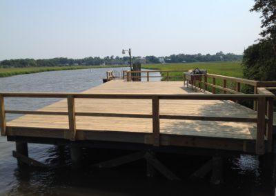 Wood Docks 2