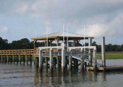 Wood Docks 3