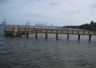 Wood Docks 5